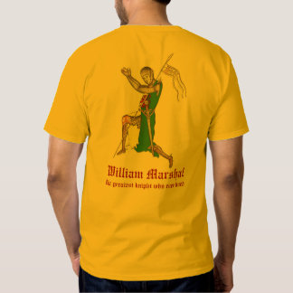 William Marshal - The greatest knight shirt