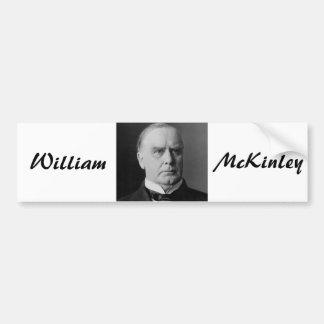 William Mckinley 25 Bumper Sticker