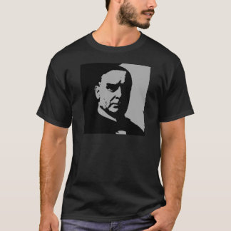 William McKinley silhouette T-Shirt