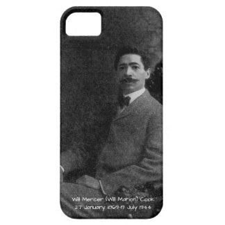 William Mercer (Will Marion) Cook Case For The iPhone 5
