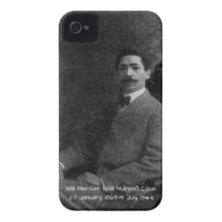 William Mercer (Will Marion) Cook Case-Mate iPhone 4 Case