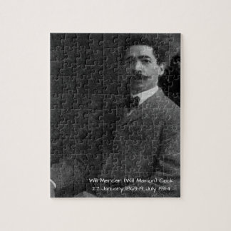 William Mercer (Will Marion) Cook Jigsaw Puzzle