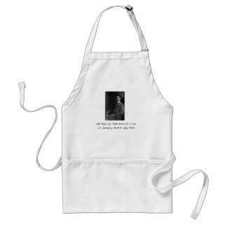 William Mercer (Will Marion) Cook Standard Apron