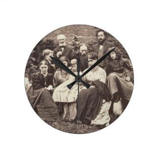 William Morris (1834-96) Sir Edward Burne-Jones (1 Clocks