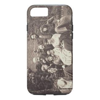 William Morris (1834-96) Sir Edward Burne-Jones (1 iPhone 8/7 Case
