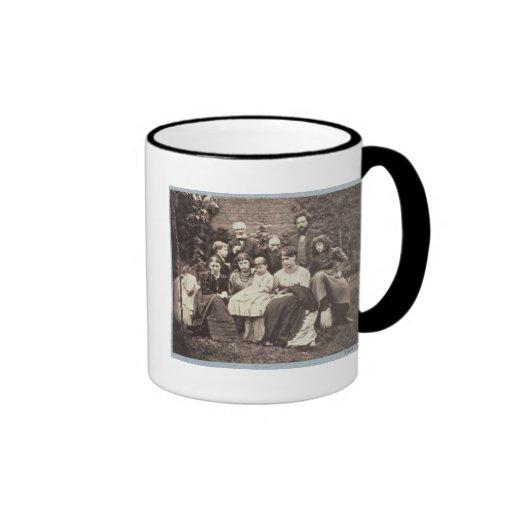 William Morris (1834-96) Sir Edward Burne-Jones (1 Mugs
