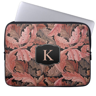 William Morris Acanthus Rose Laptop Sleeve