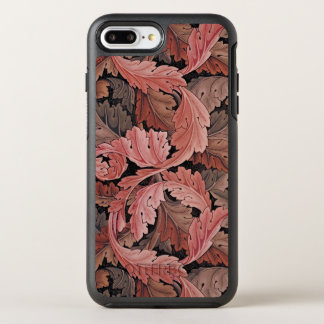 William Morris Acanthus Rose OtterBox Symmetry iPhone 7 Plus Case
