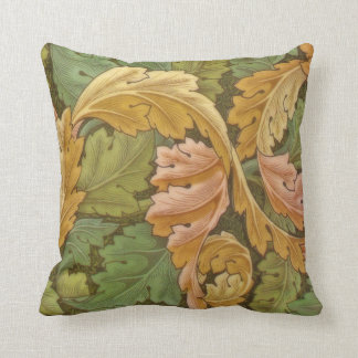 William Morris Acanthus Vintage Floral Cushion