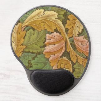 William Morris Acanthus Vintage Floral Gel Mouse Pad