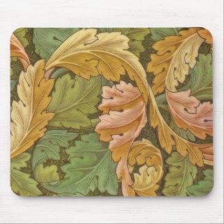 William Morris Acanthus Vintage Floral Mouse Pad