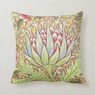 William Morris Artichoke Cushion