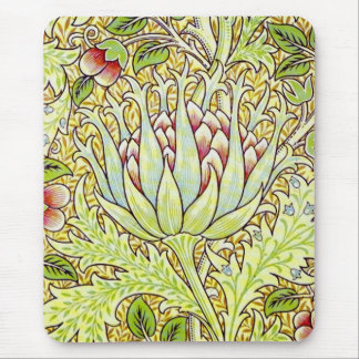 William Morris Artichoke Mouse Pad