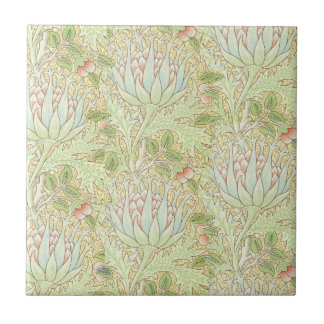 William Morris Artichoke Tile
