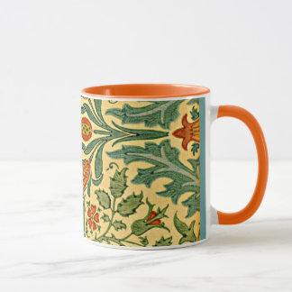 William Morris - Autumn Flower pattern Mug