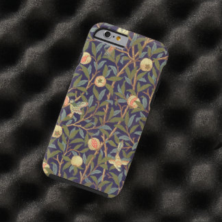 William Morris Bird And Pomegranate Floral Vintage Tough iPhone 6 Case