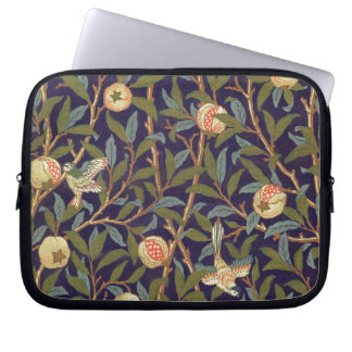 William Morris Bird And Pomegranate Laptop Computer Sleeve