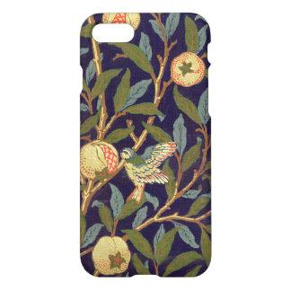William Morris Bird And Pomegranate Vintage Floral iPhone 8/7 Case