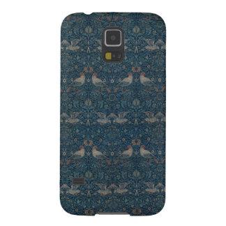 William Morris Bird Pattern Phone Case