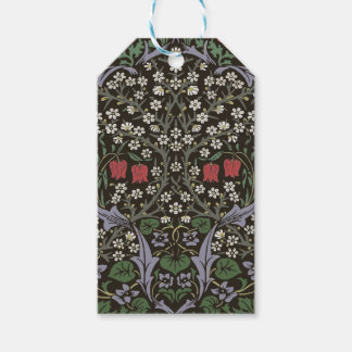 William Morris Blackthorn Tapestry Art Print Gift Tags