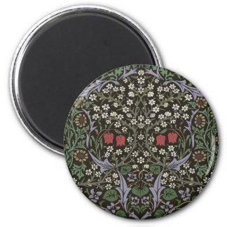 William Morris Blackthorn Tapestry Art Print Magnet