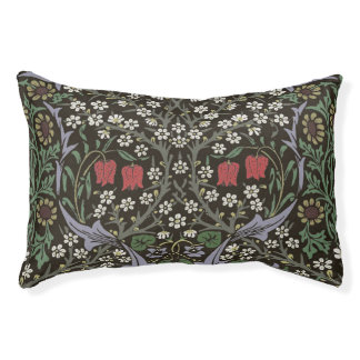 William Morris Blackthorn Tapestry Art Print Pet Bed