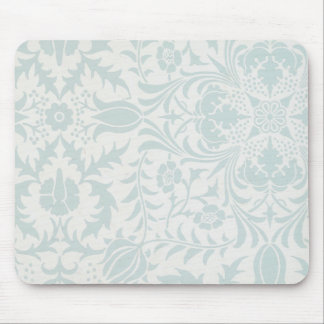 William Morris Borage Ceiling Paper in Blue Mouse Pad