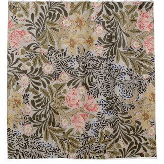 William Morris Bower Pattern Shower Curtain