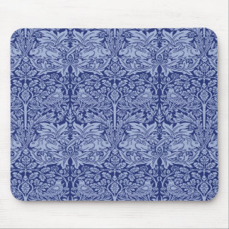 William Morris Brother Rabbit Design Mousepad