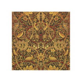 William Morris Bullerswood Tapestry Floral Art