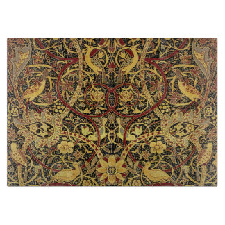 William Morris Bullerswood Tapestry Floral Art Cutting Board