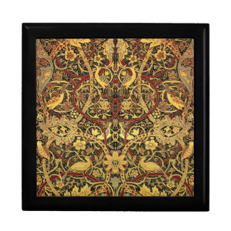 William Morris Bullerswood Tapestry Floral Art Gift Box