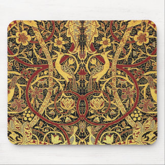 William Morris Bullerswood Tapestry Floral Art Mouse Pad
