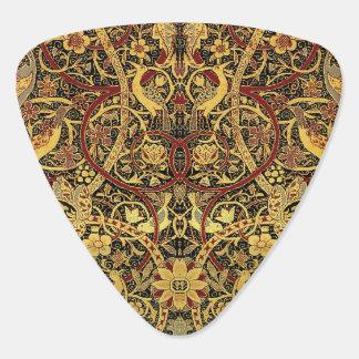 William Morris Bullerswood Tapestry Floral Art Plectrum