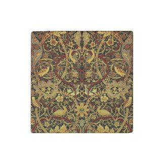 William Morris Bullerswood Tapestry Floral Art Stone Magnet