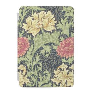 William Morris Chrysanthemum Vintage Floral Art iPad Mini Cover