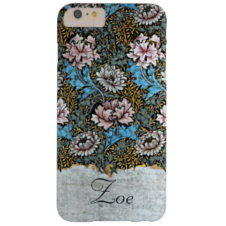 William Morris Chrysanthemums Barely There iPhone 6 Plus Case