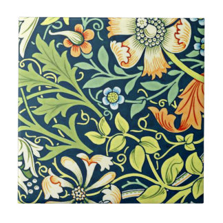 William Morris: Compton Floral Pattern Tile