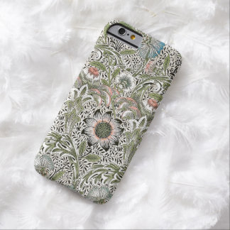 William Morris Corncockle Design Floral Vintage Barely There iPhone 6 Case