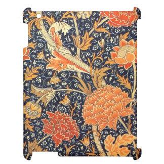 William Morris Cray Floral Art Nouveau Pattern iPad Cases