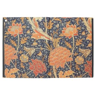 "William Morris Cray Floral Art Nouveau Pattern iPad Pro 12.9"" Case"