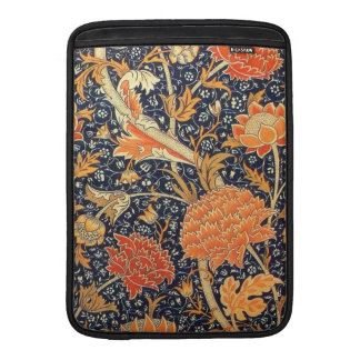 William Morris Cray Floral Art Nouveau Pattern Sleeve For MacBook Air