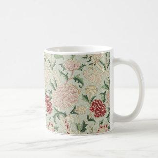 William Morris Cray Floral Pre-Raphaelite Vintage Coffee Mug