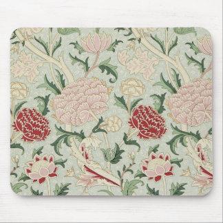 William Morris Cray Floral Pre-Raphaelite Vintage Mouse Pad