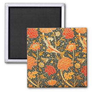 William Morris Cray Wallpaper Pattern Magnet