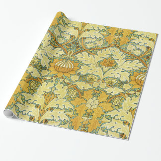 William Morris Design #11 at SusieJayne Wrapping Paper
