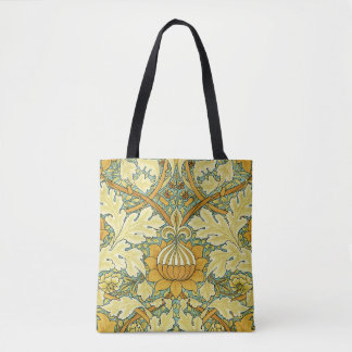 William Morris Design #11 Tote Bag
