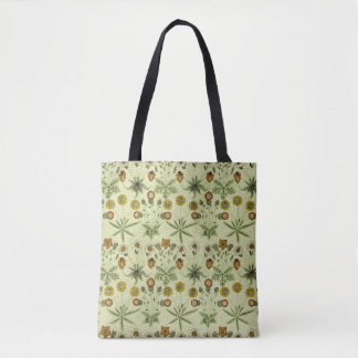 William Morris Design #4 Tote Bag