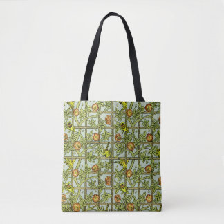 William Morris Design #5 Tote Bag