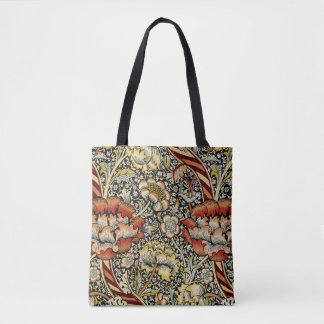 William Morris Design #9 Tote Bag